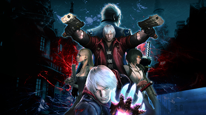 Devil May Cry 4 Special Edition image 1