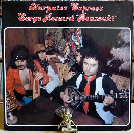 Renard Serge - Karpates Express av