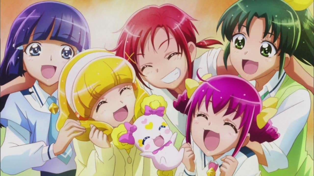 Smile PreCure! 150626100748667735