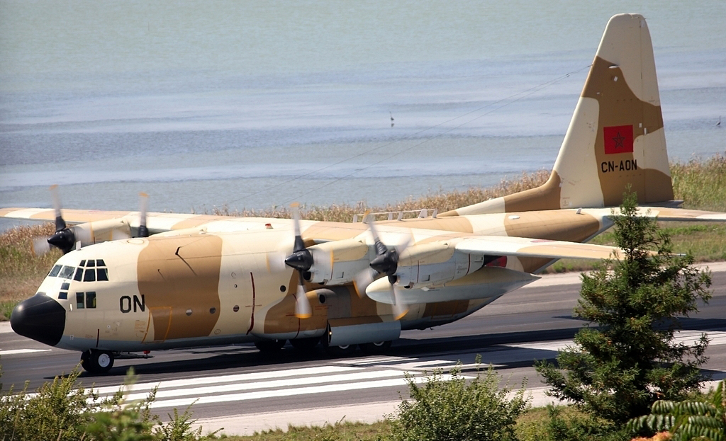 طائرات النقل العاملة بالقوات المسلحة المغربية - صفحة 2 150627074324652511
