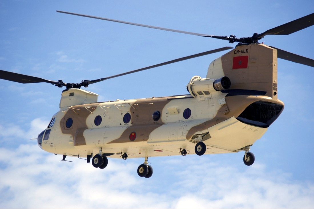 CH-47D CHINOOK des Forces Royales Air  150627074700425571