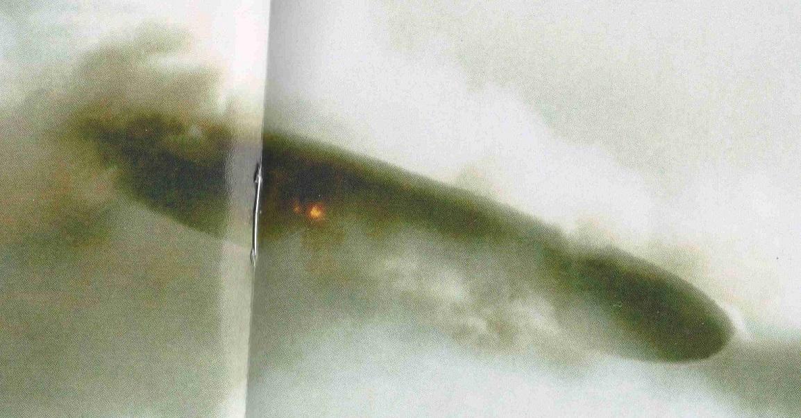 OVNI au dessus de l'océan Arctique - Page 4 150701075717616300
