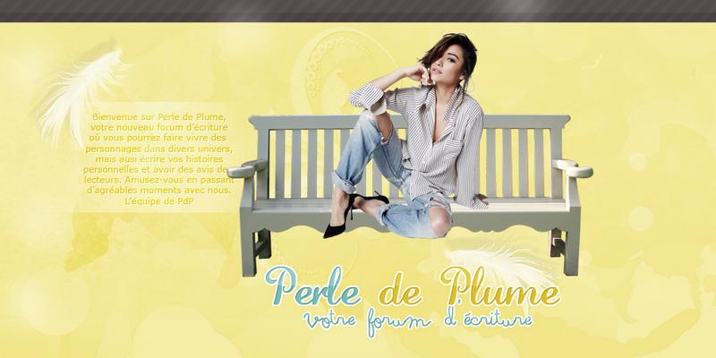PERLE DE PLUME