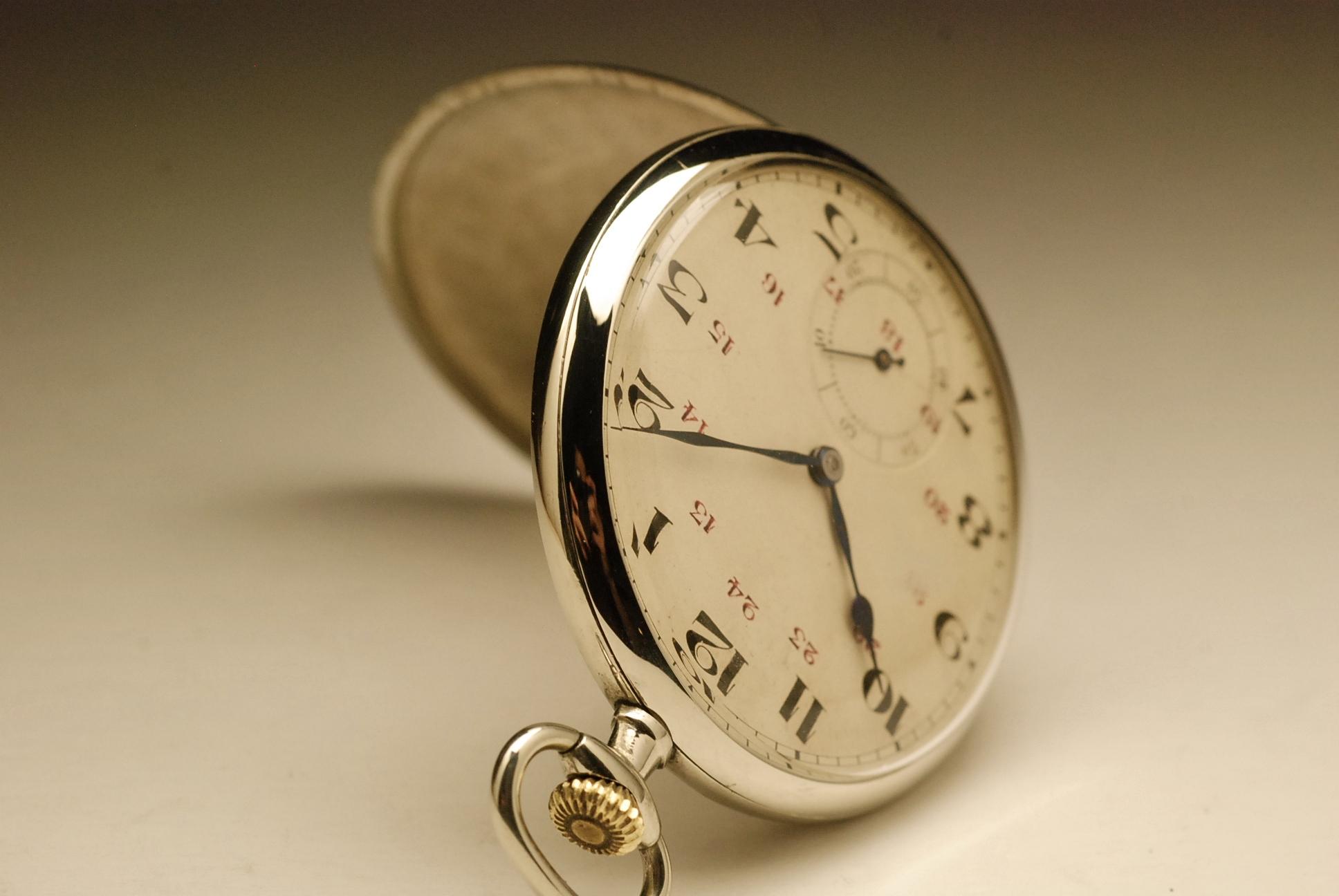 eterna vintage pocket watch montre ancienne gousset circa. Black Bedroom Furniture Sets. Home Design Ideas