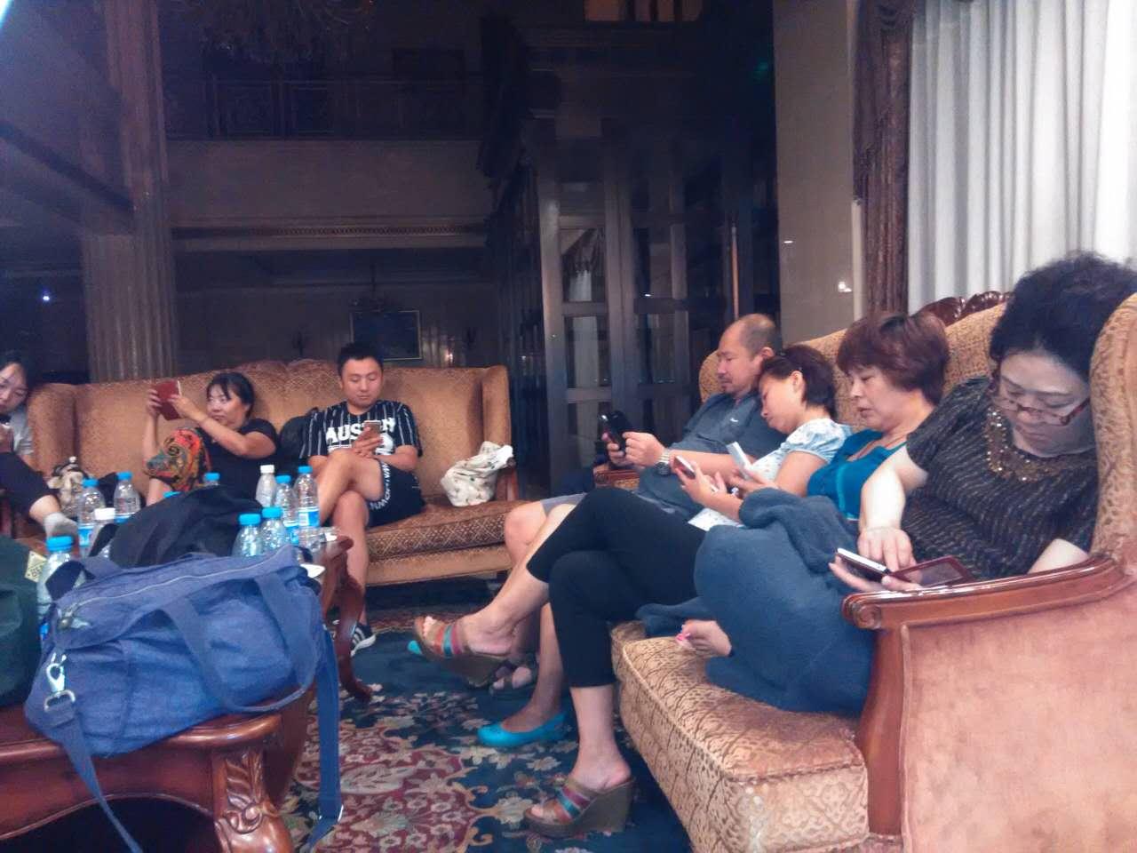 Vieilles de Pékin 4