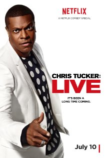 Chris Tucker Live poster image