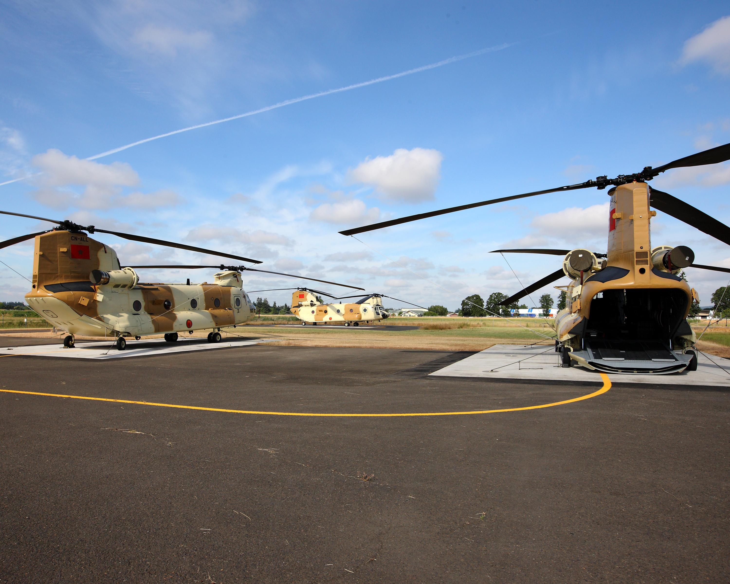 CH-47D CHINOOK des Forces Royales Air  150714070728527169