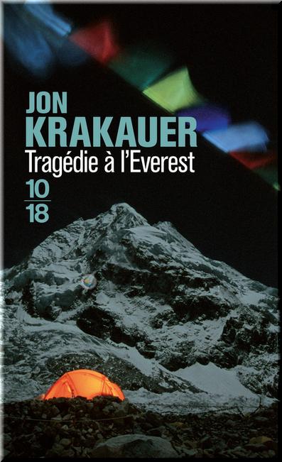 Krakauer, Jon - Tragédie à l'Everest