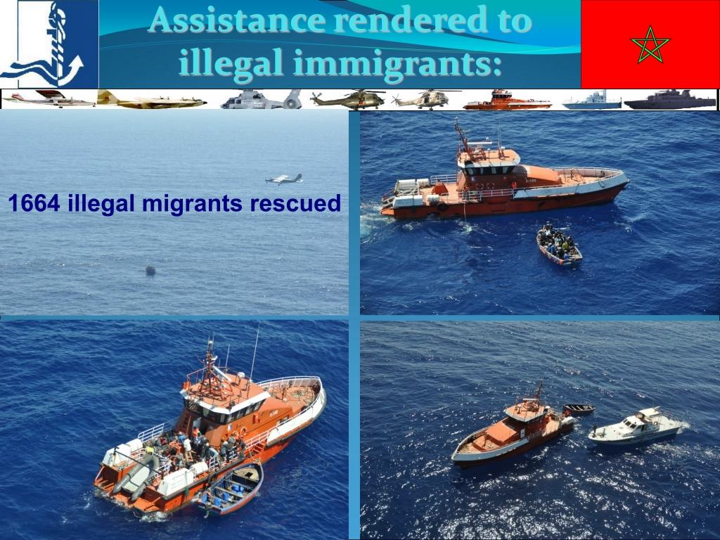 Sauvetage maritime au Maroc / service de recherche et de sauvetage  - Page 2 150719072227369298