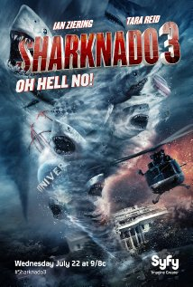 Sharknado 3: Oh Hell No! poster image