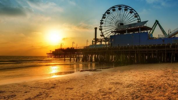 Los Angeles; Californie.