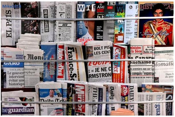 Pack Journaux Français Du 30 Octobre 2015