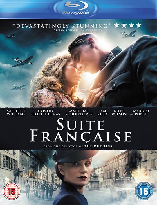 Suite Française poster image