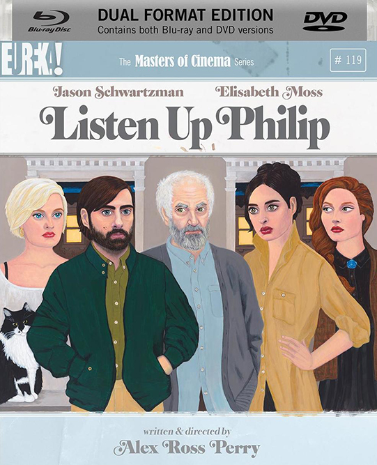 Listen Up Philip poster image
