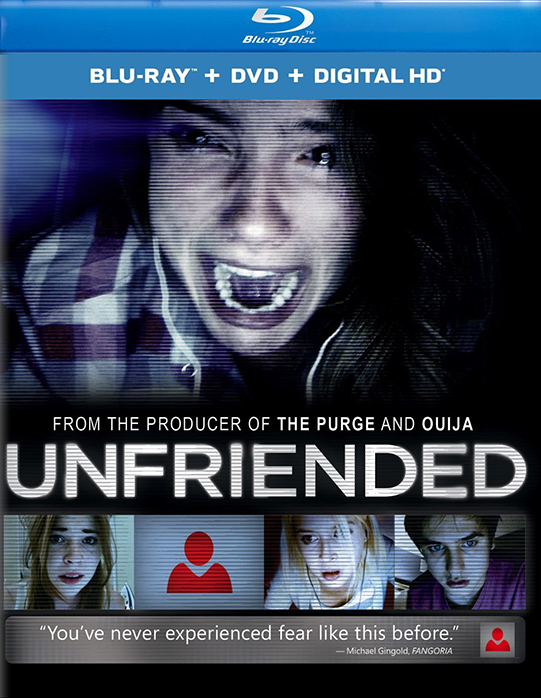 Cybernatural aka Unfriended poster image
