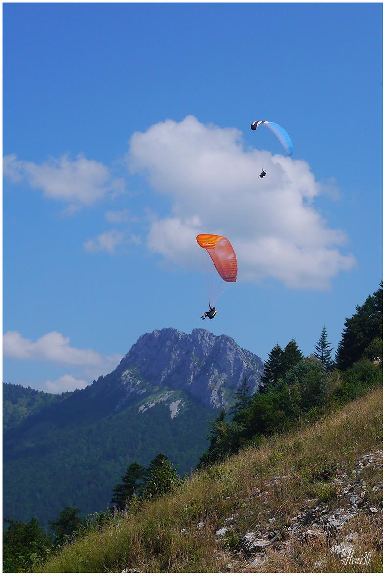 Annecy - Le lac du coté de Talloires  150801115240633939