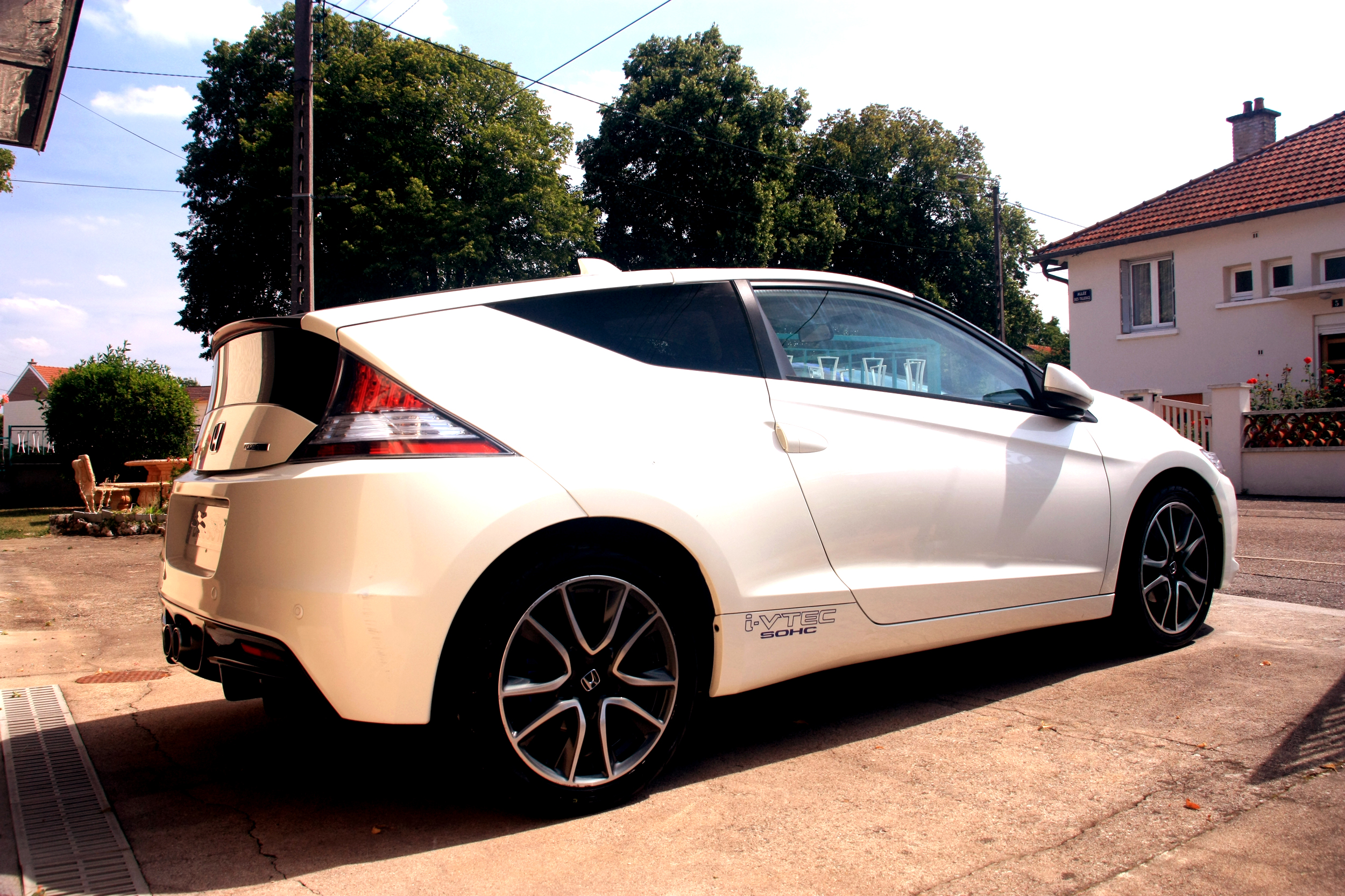 CR-Z Owned Luxury Blanc 150801120407733511