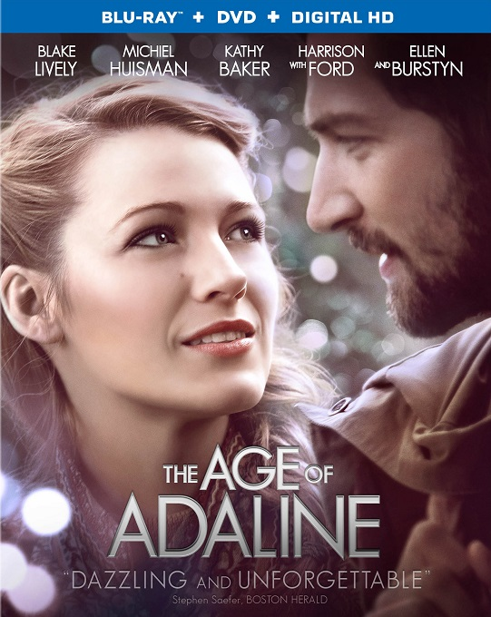 The Age of Adaline poster image