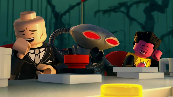 Lego DC Comics Super Heroes: Justice League: Attack of the Legion of Doom (2015) image