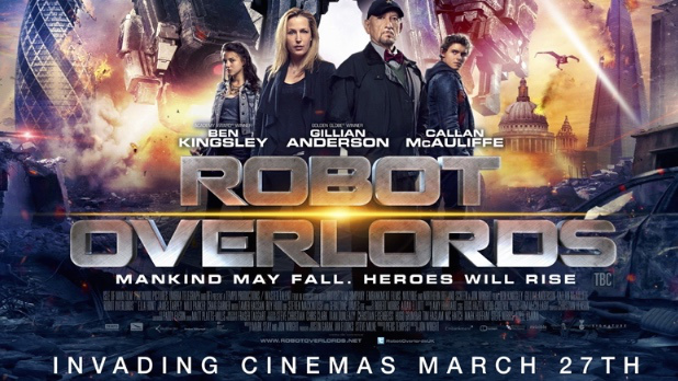 Robot Overlords image