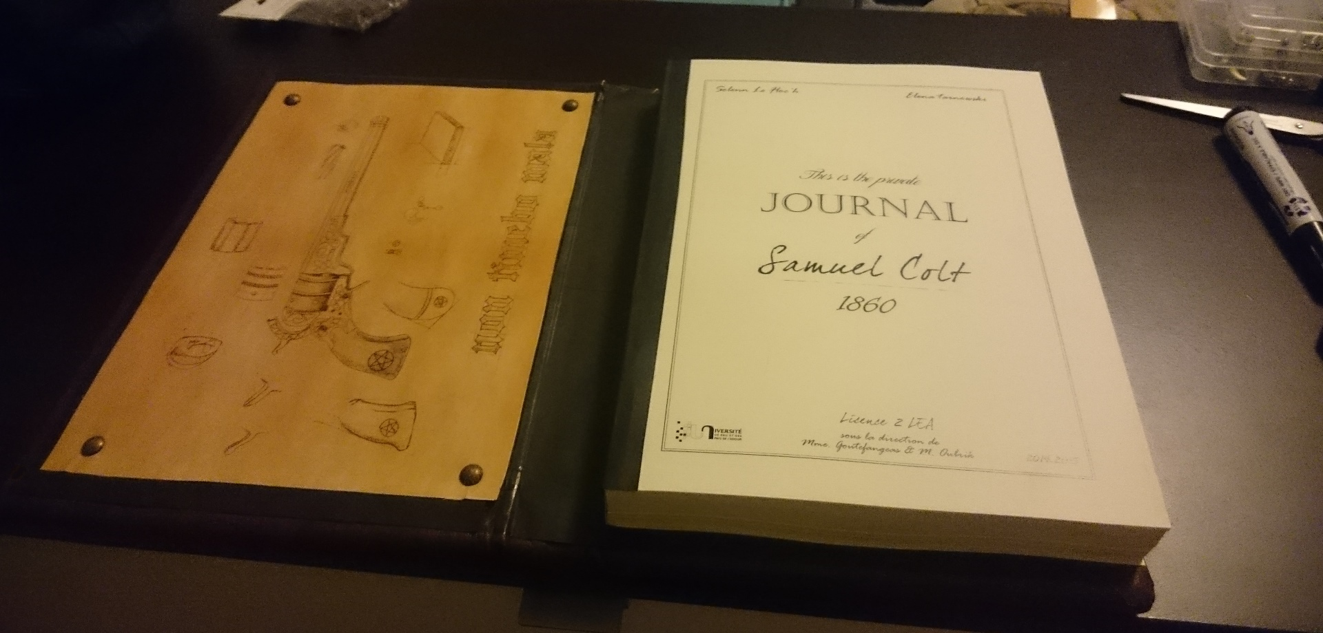 [Book] Supernatural saison 1 - Projet Étude 15081108510486457