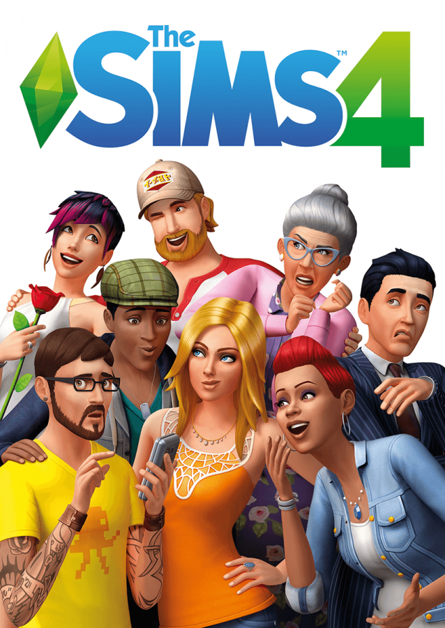 Poster for The Sims 4