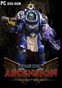 Poster for Space Hulk Ascension Edition