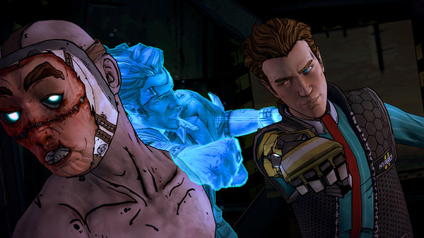 Tales From The Borderlands: Episode 4 - Escape Plan Bravo image 1