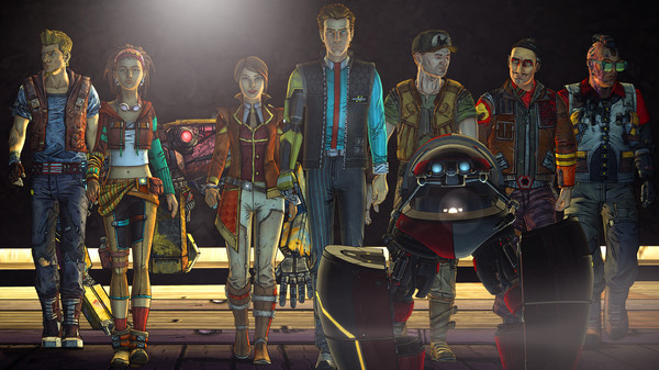 Tales From The Borderlands: Episode 4 - Escape Plan Bravo image 3