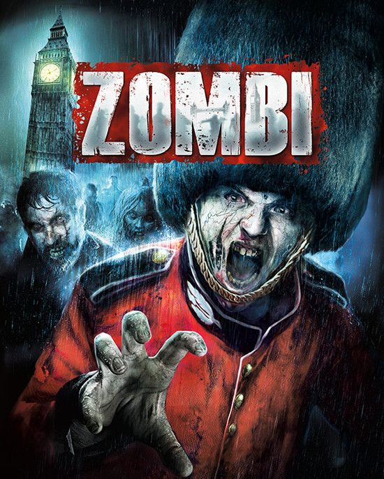 Poster for Zombi