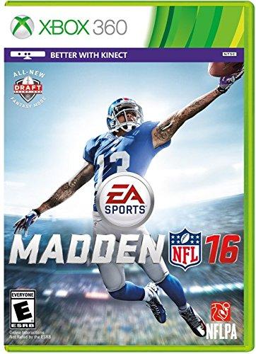 Poster for Madden NFL 16