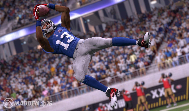 Madden NFL 16 image 1