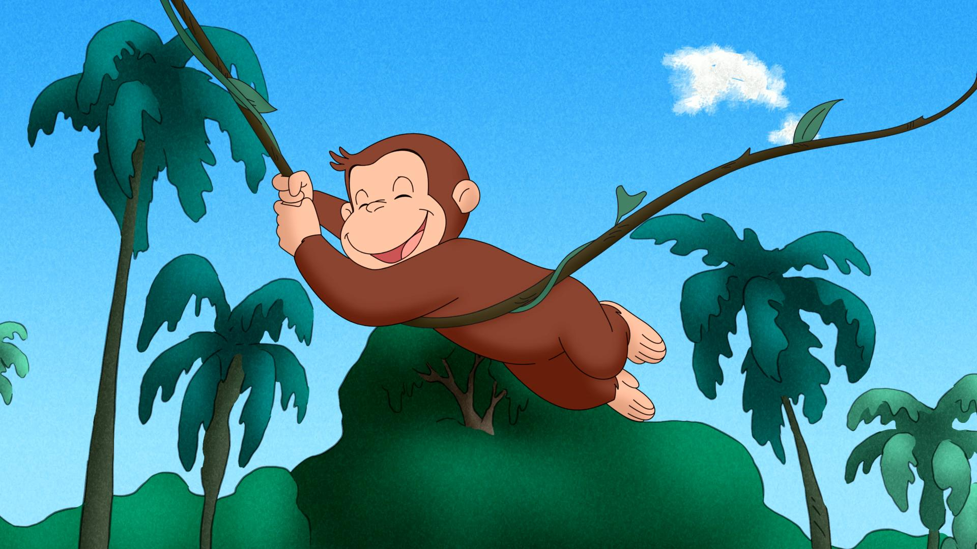 Curious George 3: Back to the Jungle image