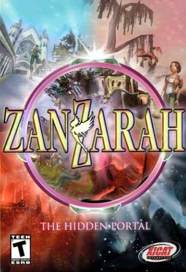 Poster for Zanzarah: The Hidden Portal
