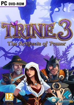 Poster for Trine 3: The Artifacts of Power