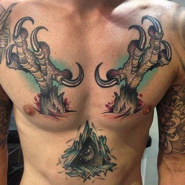 Odważne tatuaże #5 10