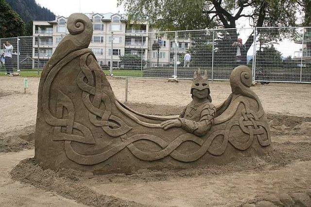 Rzeźby w piasku #2 18