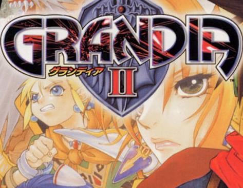 Poster for Grandia II Anniversary Edition