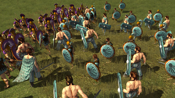 Hegemony III: Clash of the Ancients image 1