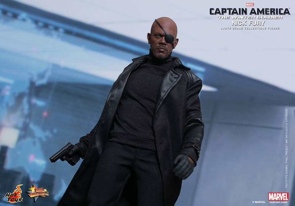 HOT TOYS - Captain America: The Winter Soldier - Nick Fury 150826074853195672