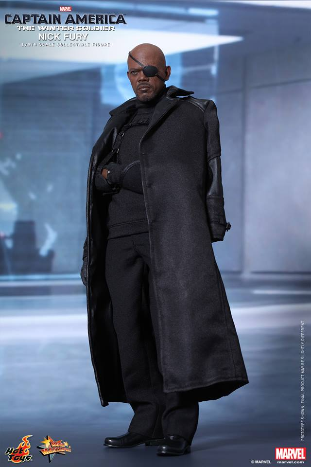 HOT TOYS - Captain America: The Winter Soldier - Nick Fury 150826074855237724