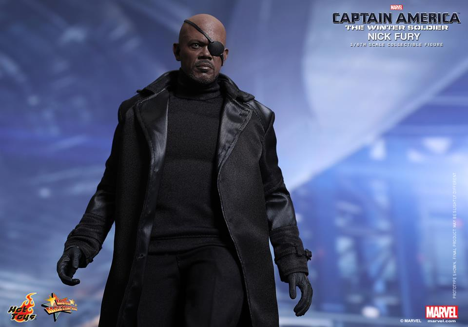 HOT TOYS - Captain America: The Winter Soldier - Nick Fury 150826074855679644