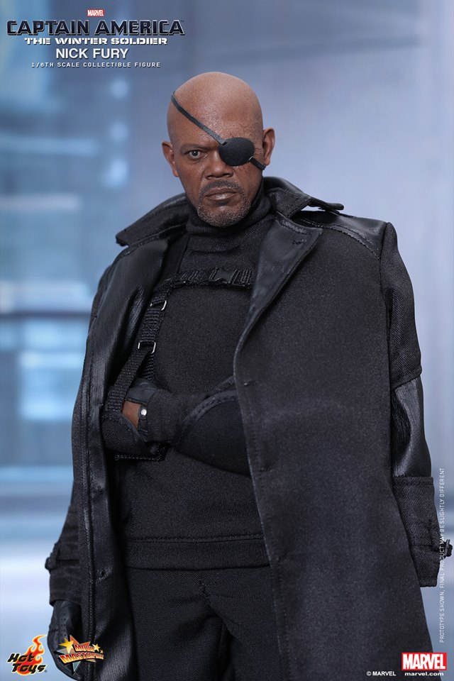 HOT TOYS - Captain America: The Winter Soldier - Nick Fury 150826074857463742
