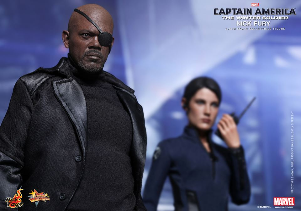 HOT TOYS - Captain America: The Winter Soldier - Nick Fury 150826074857746152