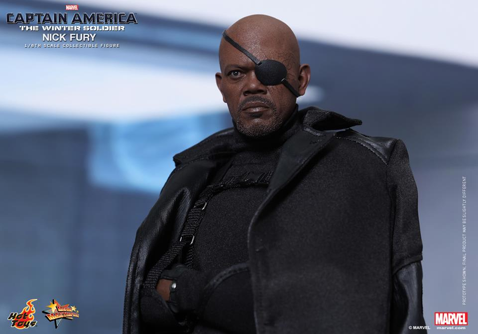 HOT TOYS - Captain America: The Winter Soldier - Nick Fury 150826074901798997