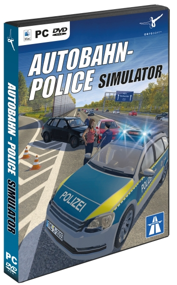 Poster for Autobahn Police Simulator-RELOADED