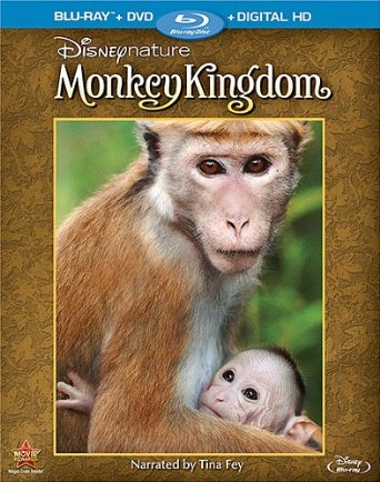 Monkey Kingdom poster image