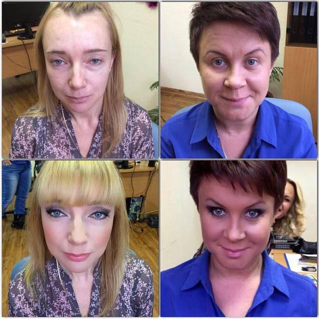 Makijaż robi różnicę 16