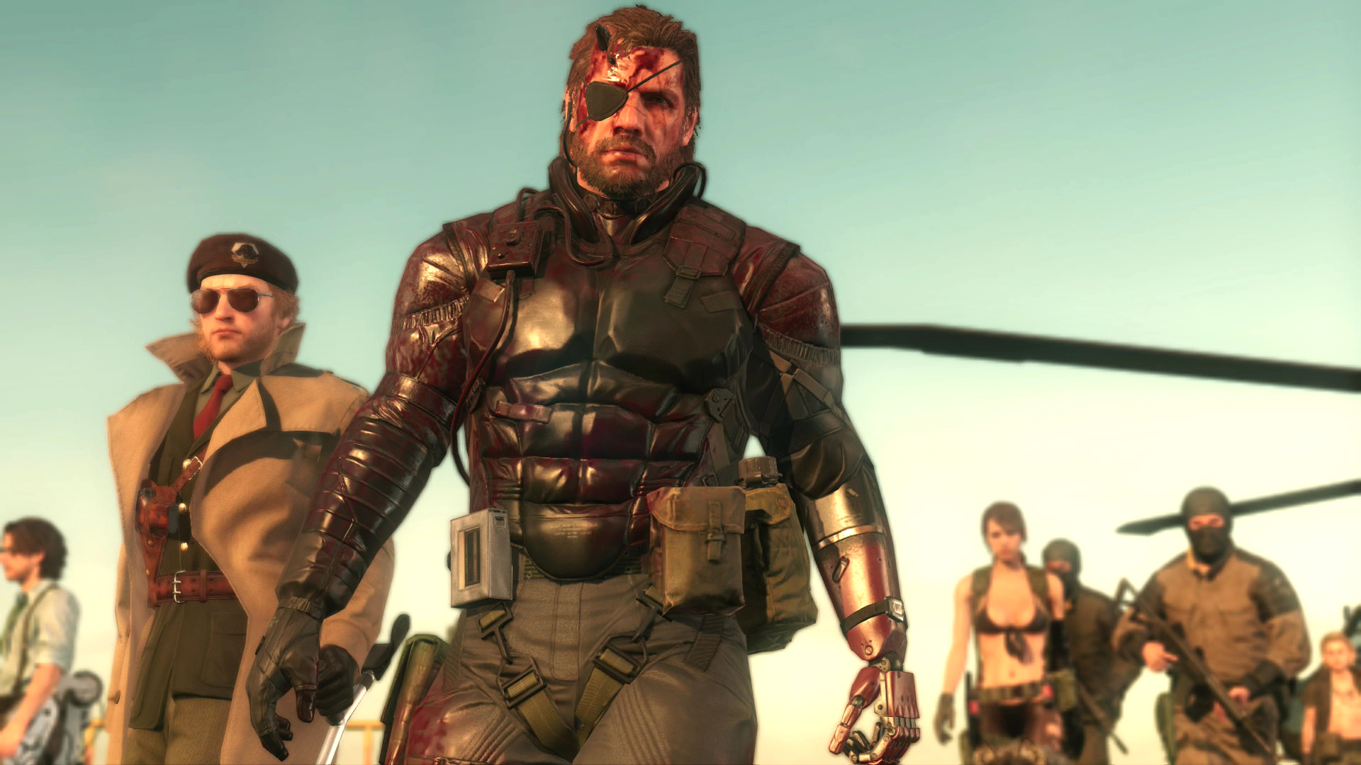 Metal Gear Solid V: The Phantom Pain image 1