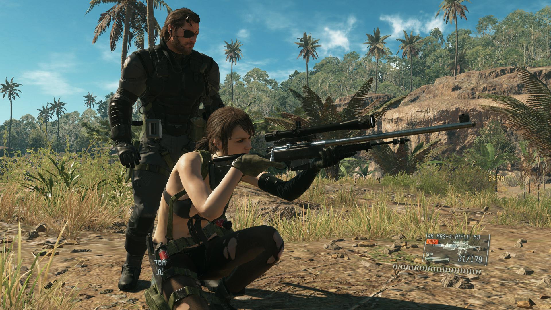 Metal Gear Solid V: The Phantom Pain image 3